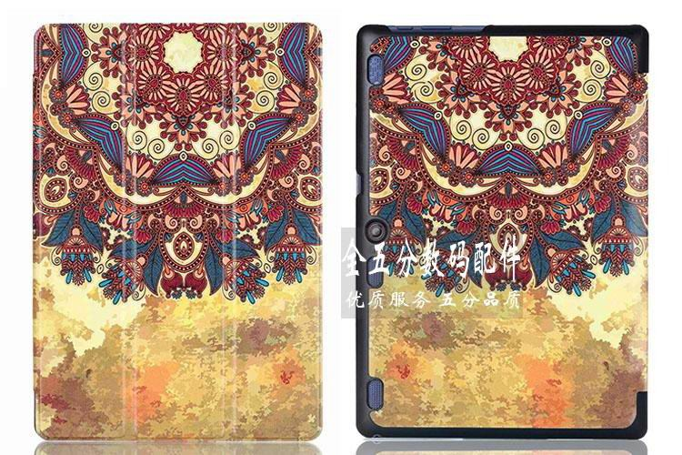 tab3 10 bright painted case Tribal: