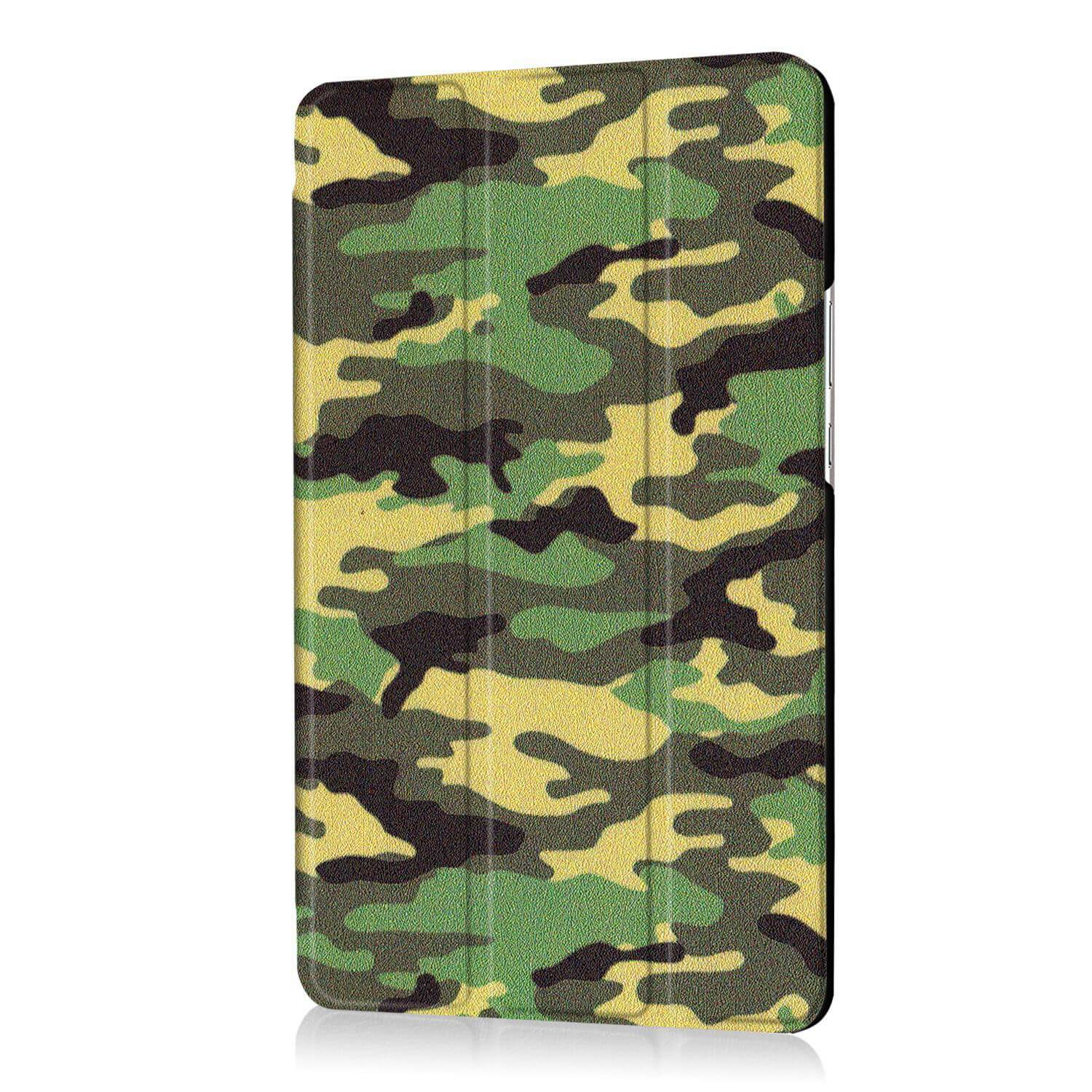 mediapad m3 bright painted case with pictures of paris butterflies and other Camo: