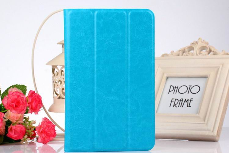 tab3 10 bright plain case blue: