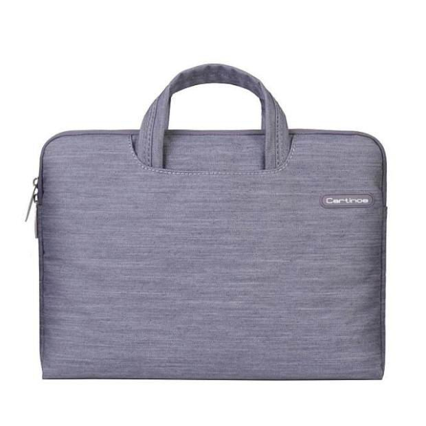 galaxy tab a 10 1 2016 busines sleeve bag with handle samsung galaxy tab a 10 1 2016 sm t580 sm t585 gray: