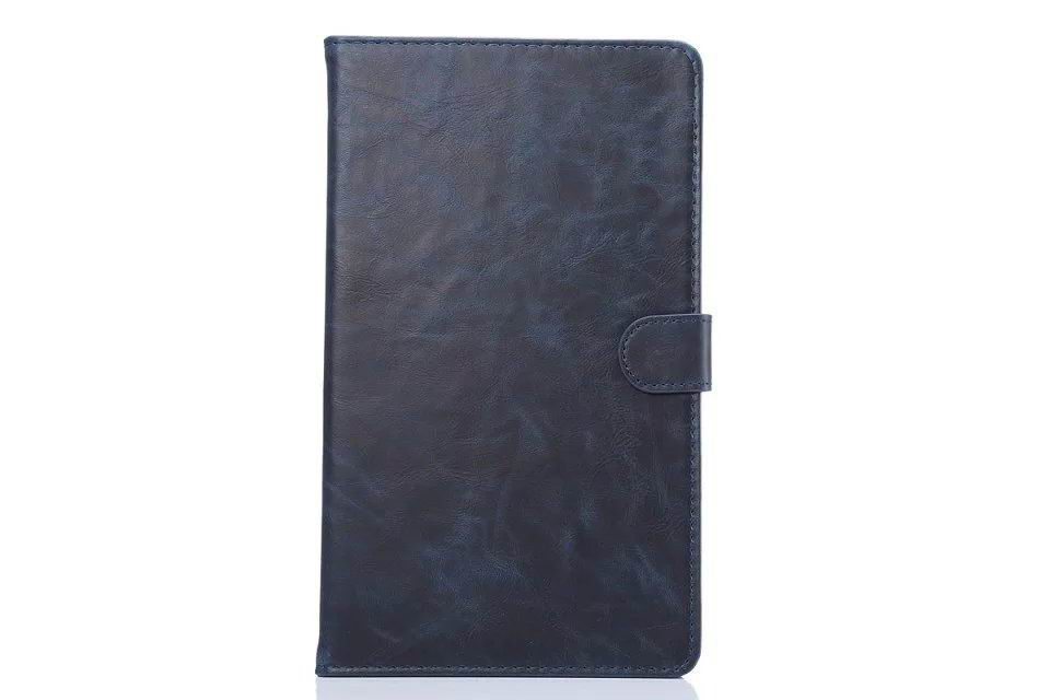 galaxy tab e 8 0 business case man with card slots 2 Navy blue: