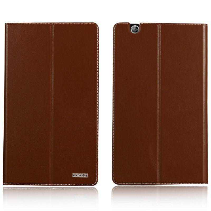 mediapad m3 business case with leather style pattern from huawei mediapad m3 btv w09 Khaki: