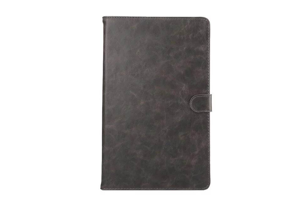 business case with multicolor leather pattern and stand 00