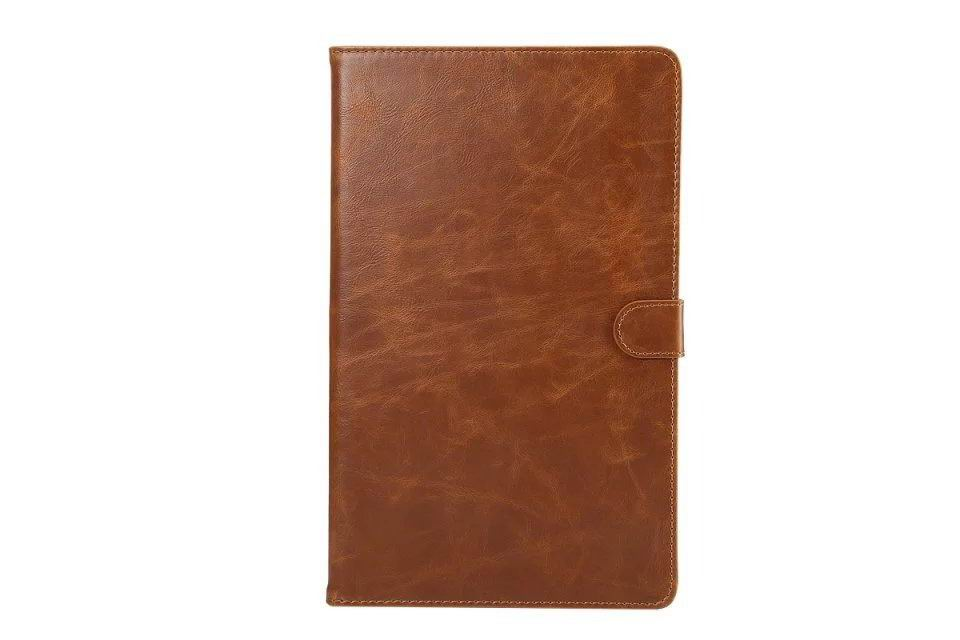 galaxy tab a 10 1 s pen 2016 business case with multicolor leather pattern and stand Light brown: