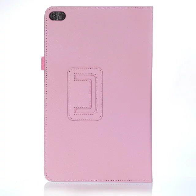 mediapad t2 10 pro business case with multicolor pattern and stand Pink: