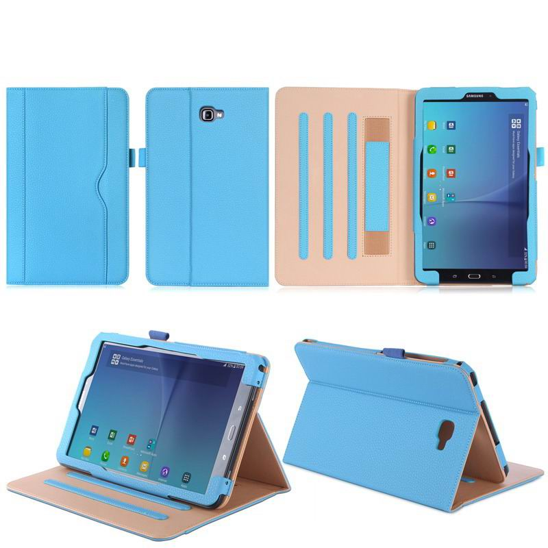 galaxy tab a 10 1 s pen 2016 business case with stand wrist loop 3