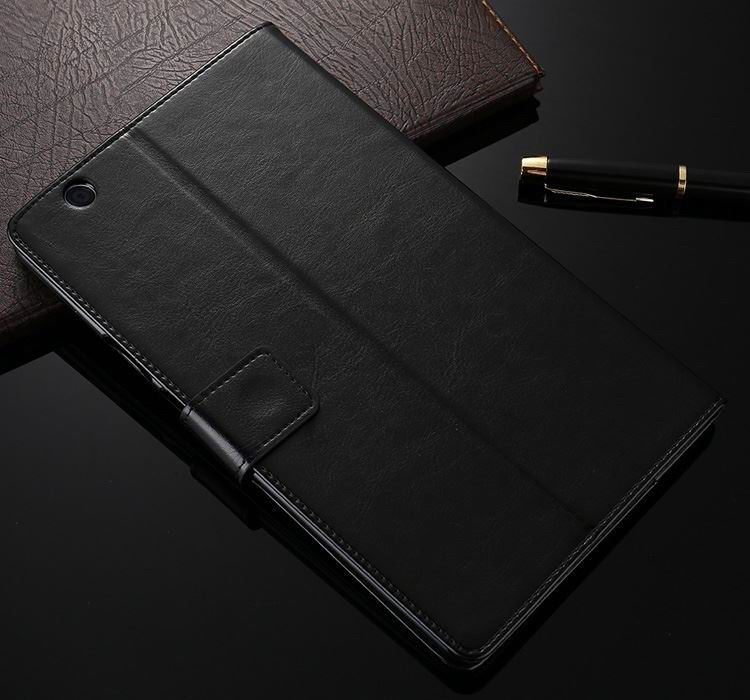 mediapad m3 business leather case with card sections