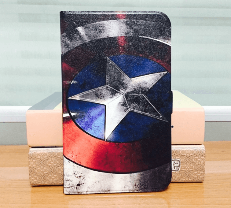 cartoon case with totoro flowers paris pictures and other Captain America: