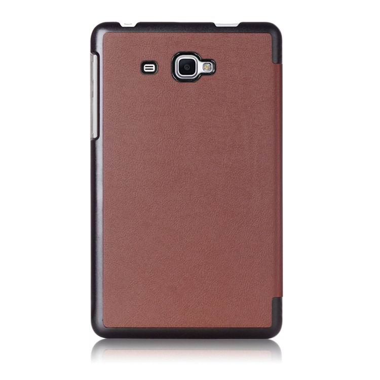 galaxy tab j case with black frame 2 Brown: