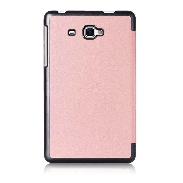 galaxy tab j case with black frame 2 Pink: