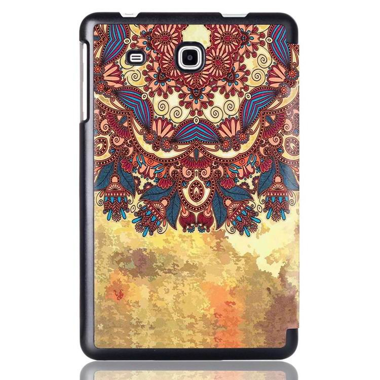 galaxy tab a 7 0 2016 case with bright pattern