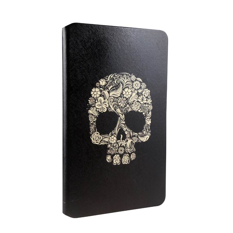 mediapad t1 70 plus case with bright pictures of flowers paris kitty luffy and other Skull: