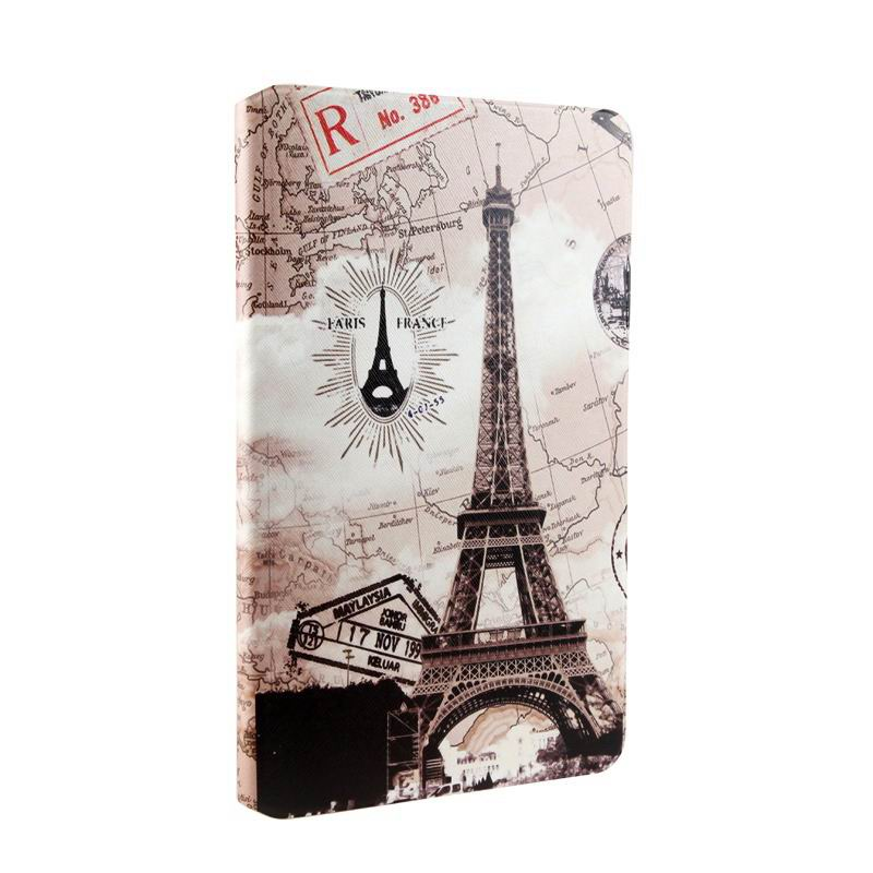 mediapad t1 70 plus case with bright pictures of flowers paris kitty luffy and other Map Tower: