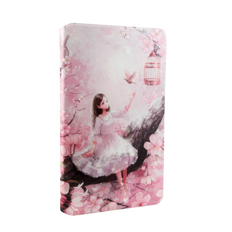 mediapad t1 70 plus case with bright pictures of flowers paris kitty luffy and other Dream: