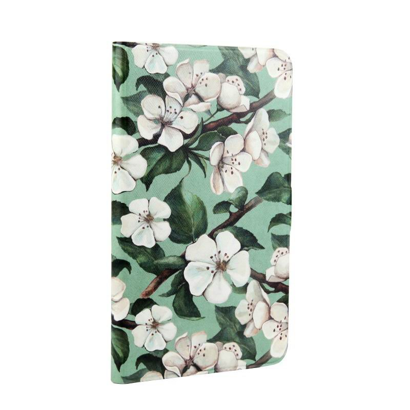 mediapad t1 70 plus case with bright pictures of flowers paris kitty luffy and other Gardenia: