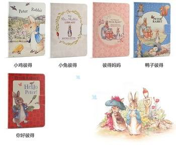 case with cartoon pictures of peter rabbit 00