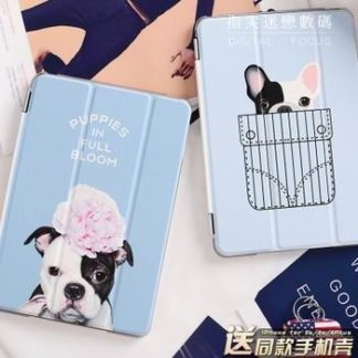 Case with cute dog picture for iPad Pro 9.7 inch, iPad Air 1, iPad Air 2, iPad Mini 1, iPad Mini 2, iPad Mini 3, iPad Mini 4, iPad 2, iPad 3, iPad 4