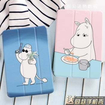 case with cute hippo moomin picture 00