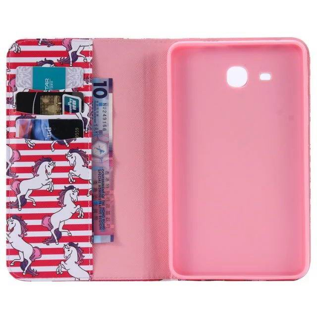 galaxy tab a 7 0 2016 case with cute pictures of cats tiger trees and other