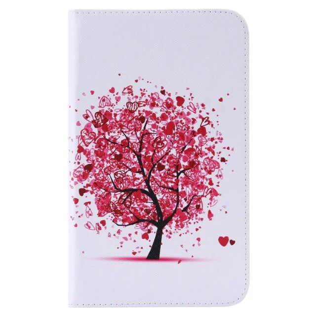 galaxy tab a 7 0 2016 case with cute pictures of cats tiger trees and other 8: