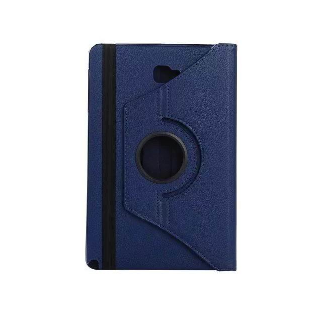 galaxy tab a 10 1 s pen 2016 classic multicolor case with 360 stand Dark blue: