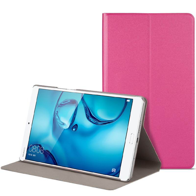 mediapad m3 cute bright case with a picture of owl love and other rose red: