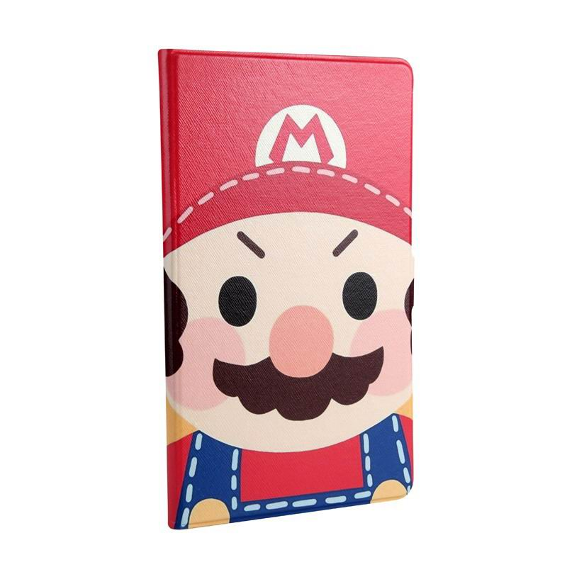 mediapad m3 cute case with cartoon heroes Mary's uncle: