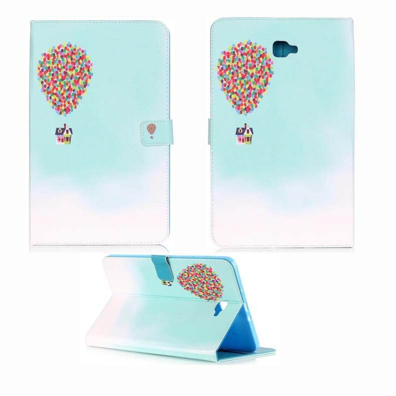 galaxy tab a 10 1 2016 cute case with different patterns and text samsung galaxy tab a 10 1 2016 sm t580 sm t585 10: