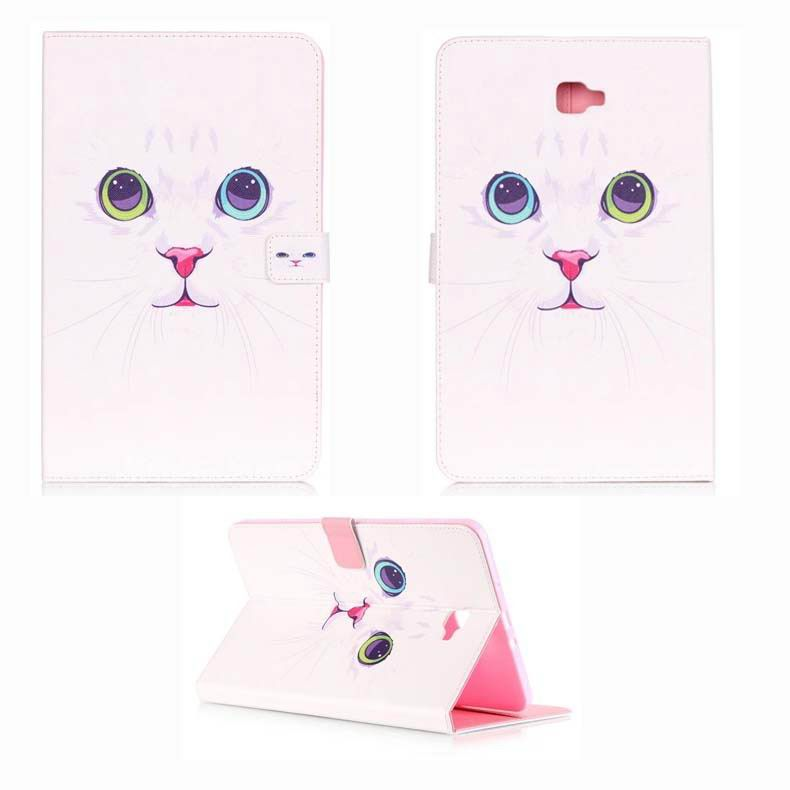 galaxy tab a 10 1 2016 cute case with different patterns and text samsung galaxy tab a 10 1 2016 sm t580 sm t585 4: