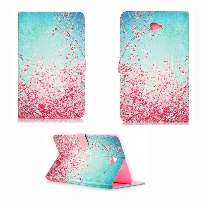 galaxy tab a 10 1 2016 cute case with different patterns and text samsung galaxy tab a 10 1 2016 sm t580 sm t585 5: