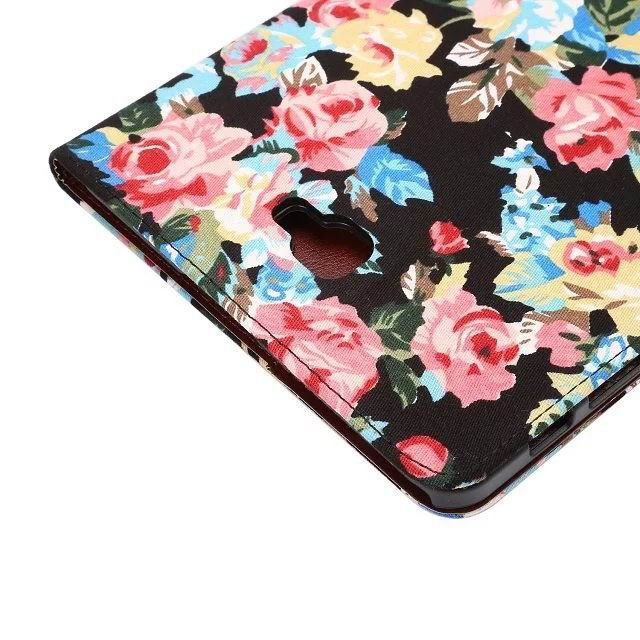 galaxy tab a 10 1 2016 fabric case with card section