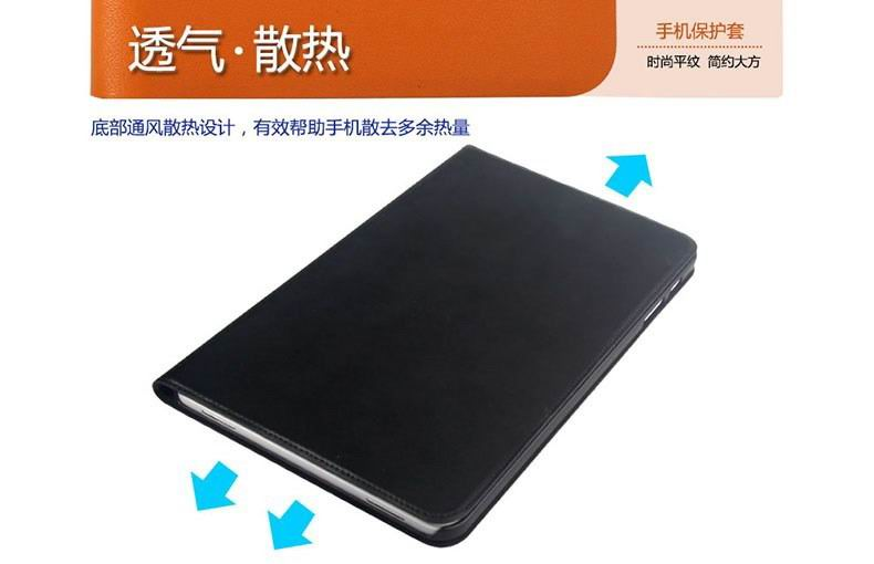 galaxy tab a 10 1 2016 leather business case with card slots samsung galaxy tab a 10 1 2016 sm t580 sm t585