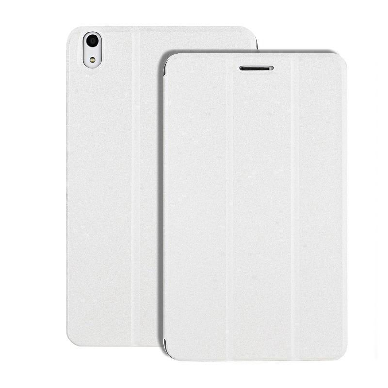 honor pad 2 multicolor business case with stand haoyue white: