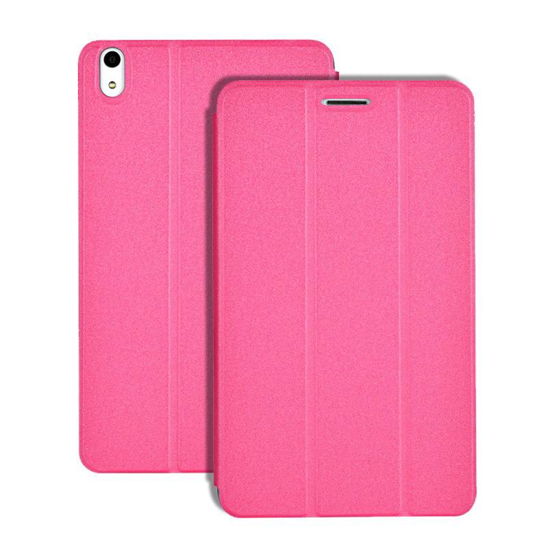honor pad 2 multicolor business case with stand Mei FEI red: