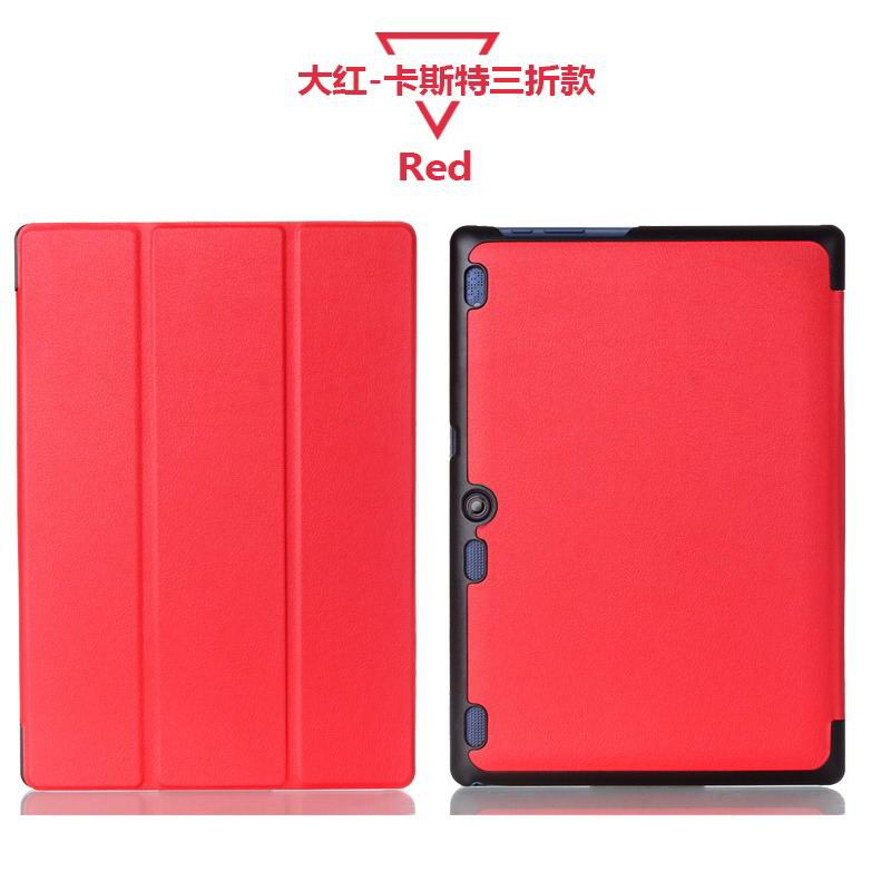 tab3 10 plain business case Red: