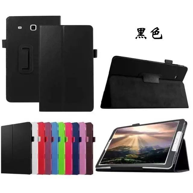 galaxy tab e 8 0 plain case 4 Black: