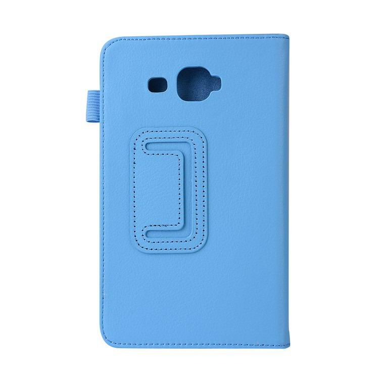 galaxy tab j plain case 7 light blue:
