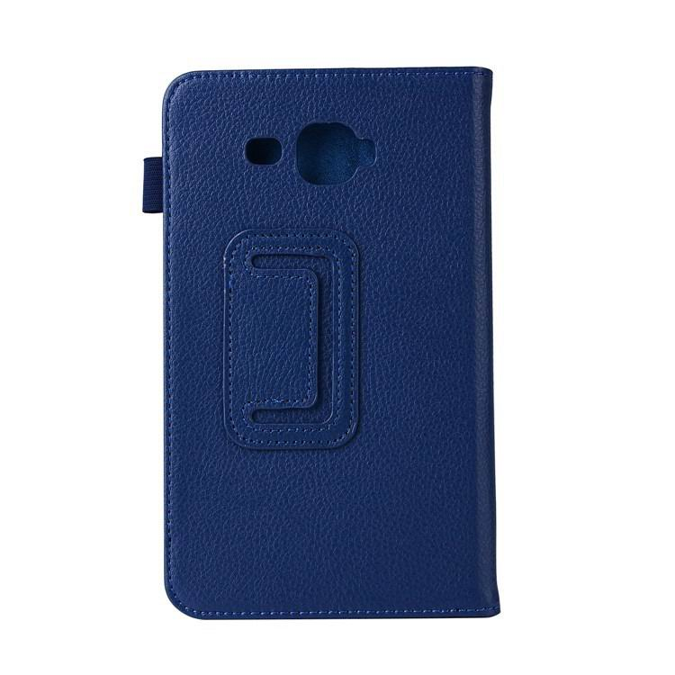 galaxy tab j plain case 7 blue: