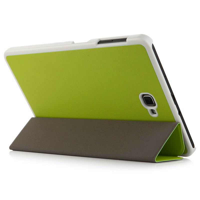 galaxy tab a 10 1 2016 plain case samsung galaxy tab a 10 1 2016 sm t580 sm t585 2 Fluorescent green: