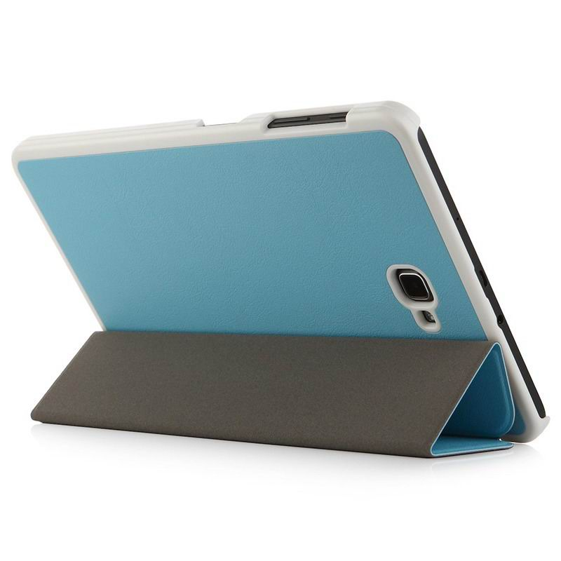 galaxy tab a 10 1 2016 plain case samsung galaxy tab a 10 1 2016 sm t580 sm t585 2 Light blue: