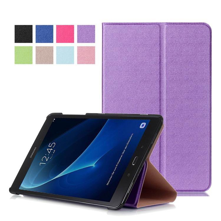 galaxy tab a 10 1 2016 plain case samsung galaxy tab a 10 1 2016 sm t580 sm t585 Purple: