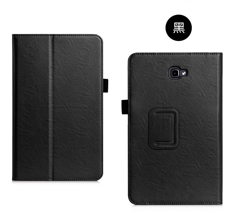 galaxy tab a 10 1 2016 plain case with card section and handle samsung galaxy tab a 10 1 2016 sm t580 sm t585