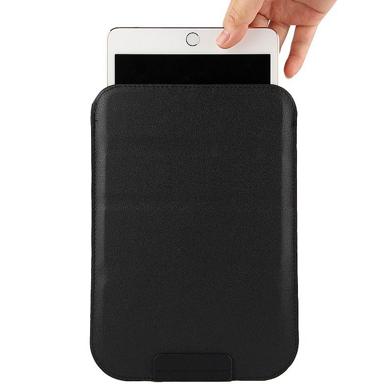 galaxy tab a 7 0 2016 plain sleeve bag 2 Black: