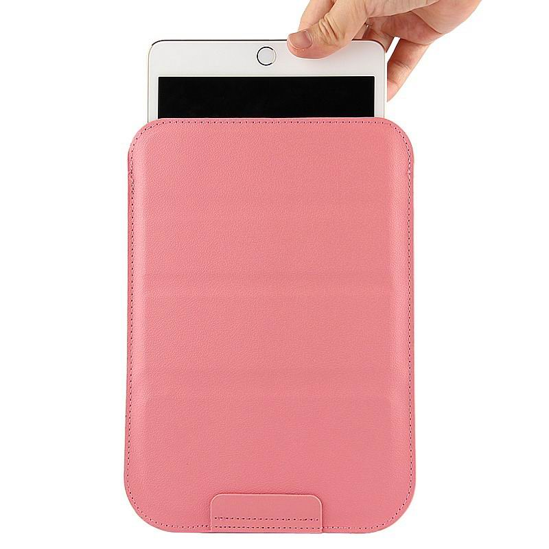 galaxy tab a 7 0 2016 plain sleeve bag 2 Pink: