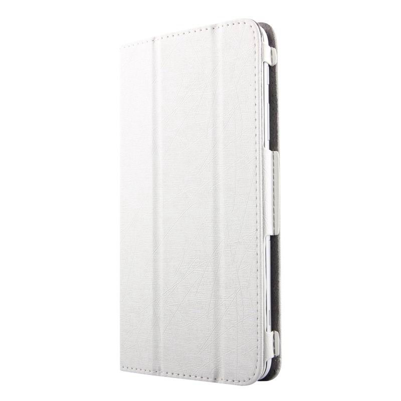 mediapad t1 70 plus protective case with stand and cover white:
