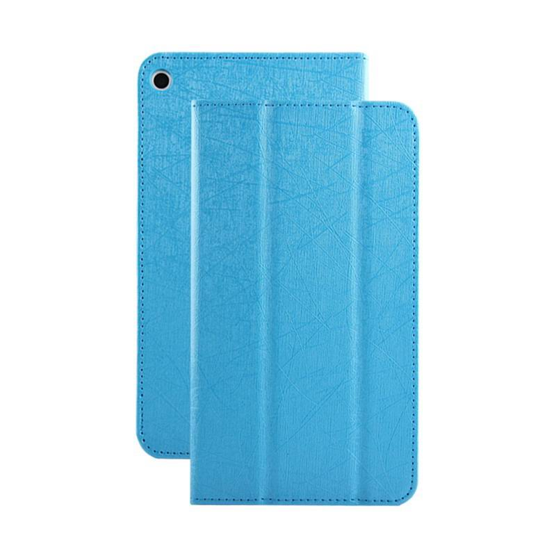 mediapad t1 70 plus protective case with stand and cover blue: