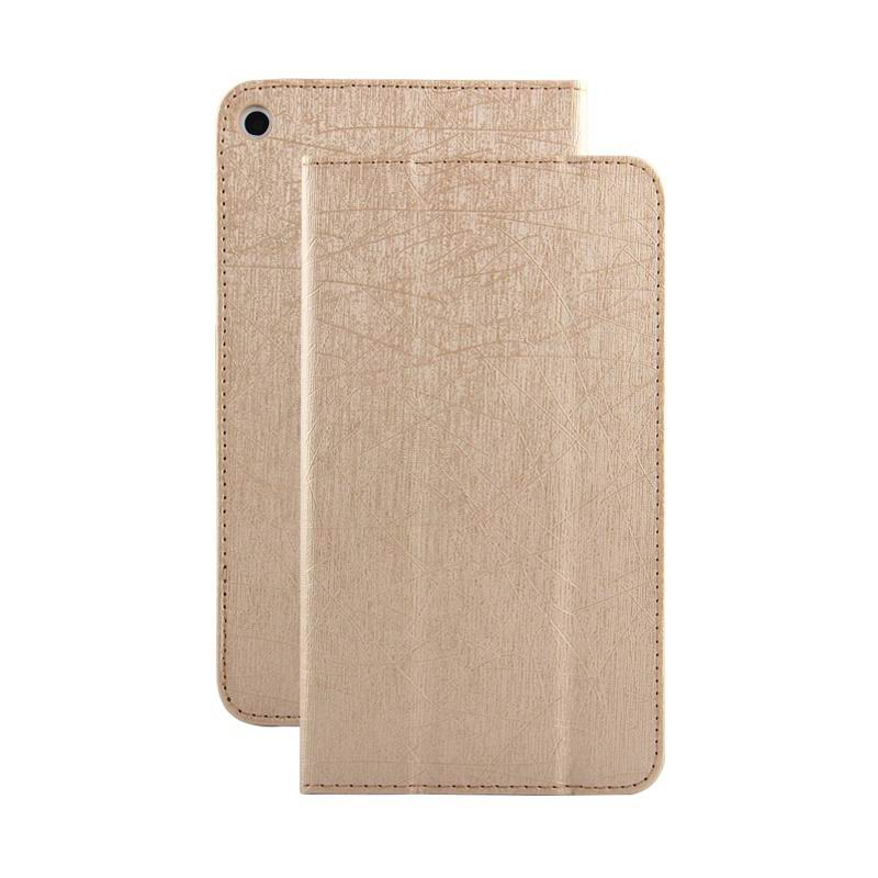mediapad t1 70 plus protective case with stand and cover gold: