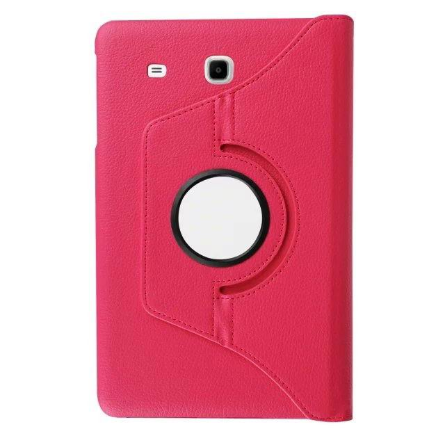 galaxy tab e 8 0 rotating case with an elastic band