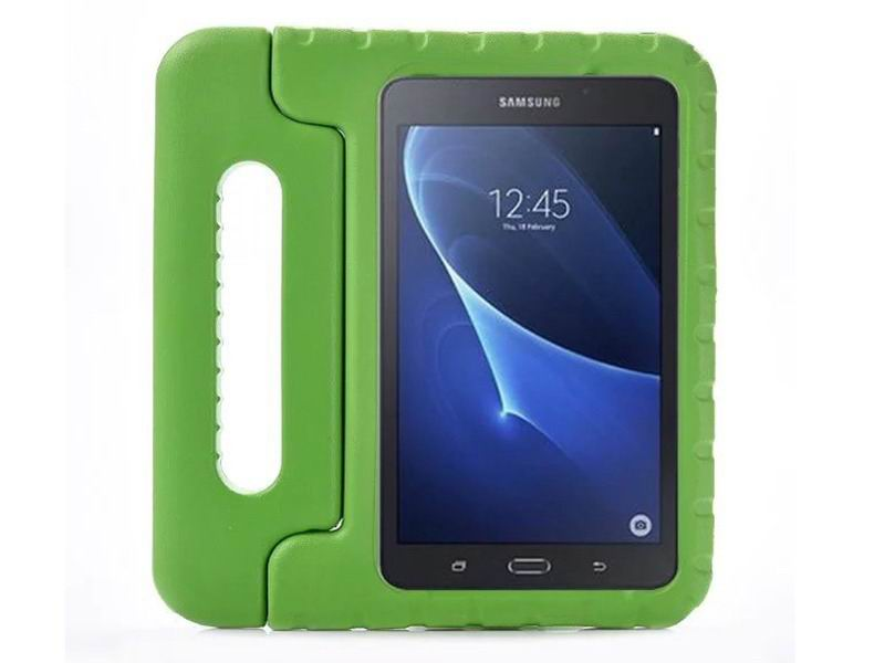 galaxy tab a 7 0 2016 silicone case with handle