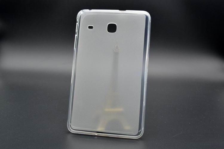 galaxy tab a 7 0 2016 silicone transparent cover 2